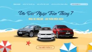 Volkswagen Sài Gòn Ưu đãi ngập tràn tháng 07/2021