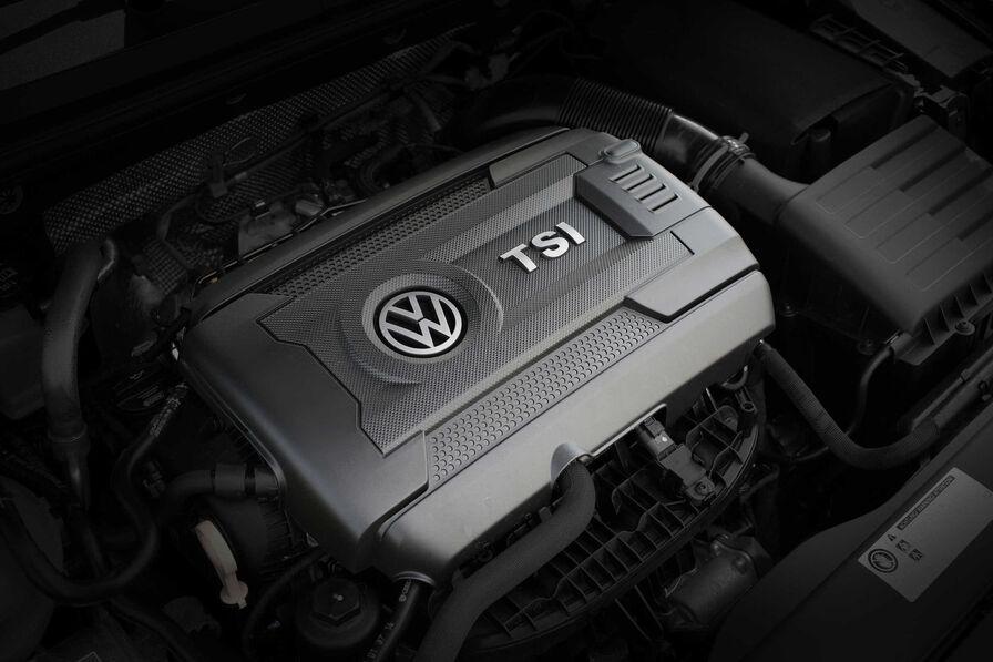 Động cơ TSI trên mẫu xe Volkswagen Tiguan Allspace