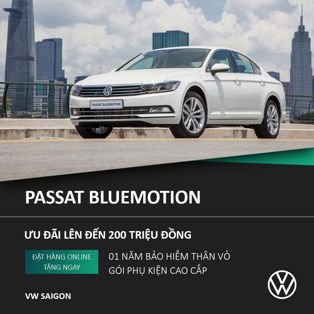 Passat Bluemotion