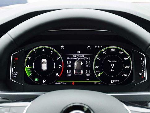 Hệ thống giám sát áp suất lốp